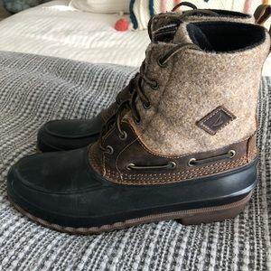Sperry Men's Avenue Wool Duck Boot